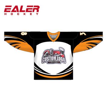 c70c0d898ca Custom Blank Sublimation Ice Hockey Jersey