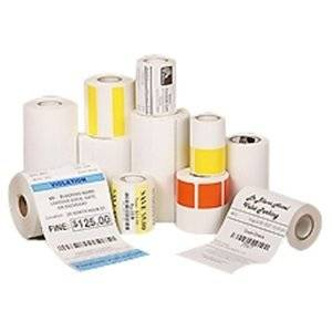"""Zebra Technologies Corporation - Zebra Z-Perform 10010058 Receipt Paper - For Direct Thermal Print - 4"""" X 574 Ft - 6 / Carton - Bright White """"Product Category: Supplies/Printing Media"""""""