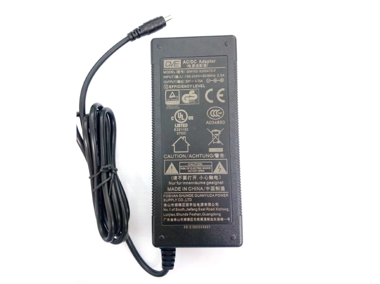 Desktop type switching power supply adapter