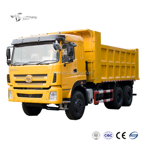 China Tri-ring sand tipper 10 wheeler 20 ton sand transport dump trucks for sale