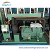 refrigeration condensing unit for flake ice machine on board