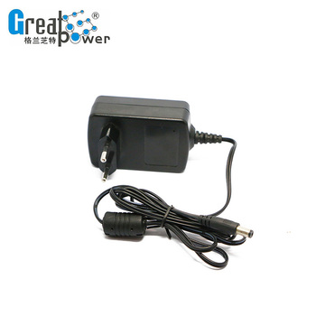 High quality LED indicator wall mount 12v 2a ac/dc power adapter