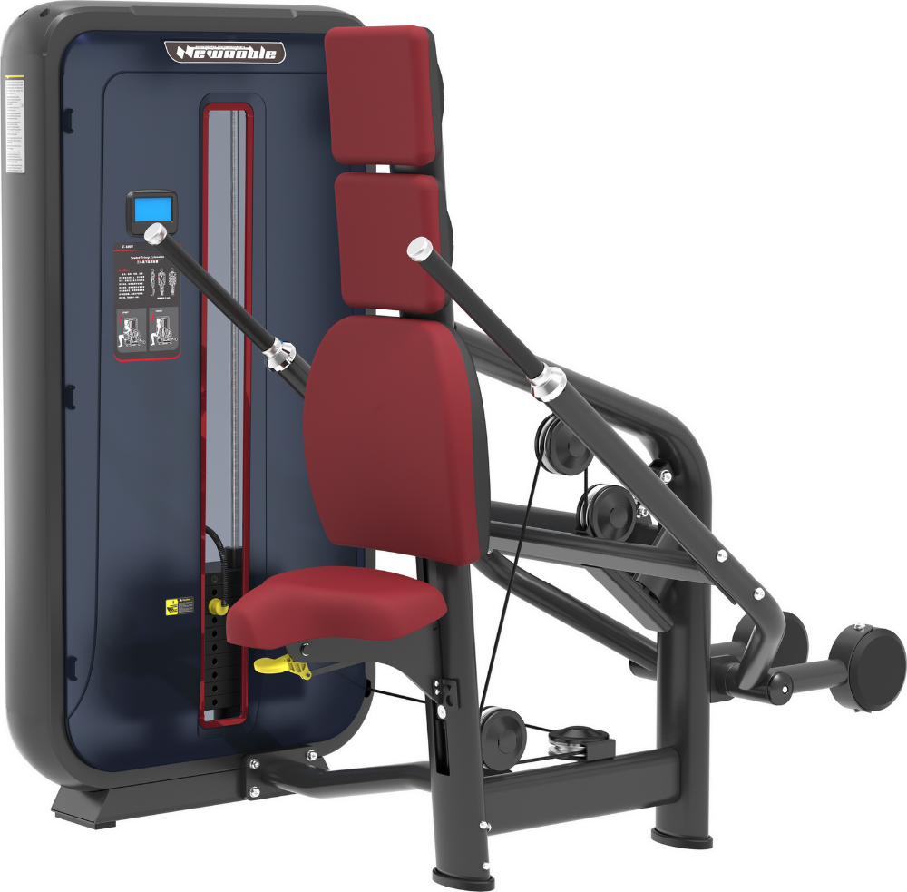 Fitness Equipment/Z-6002 Seated Triceps Press Machine