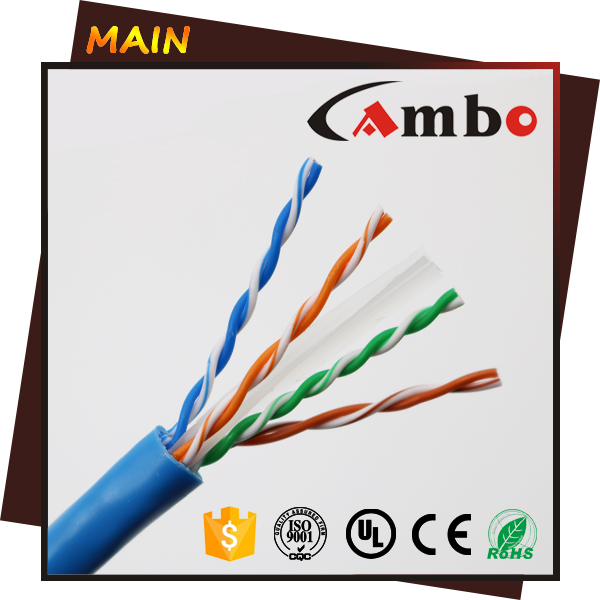 Wholesale Lan cable cat 6 cat5 UTP Network Cable 2 pair