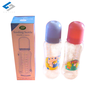 china cheap price new pc baby feeding bottle