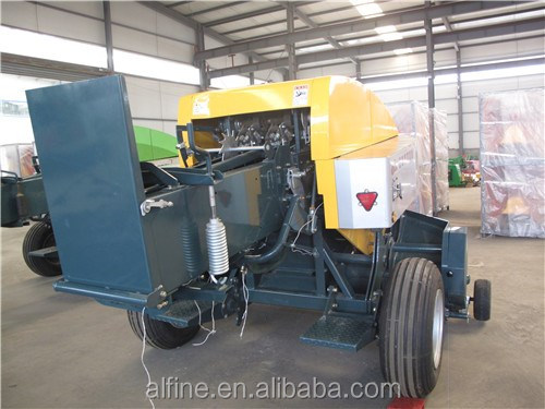Lower price good quality hay and straw baler machine