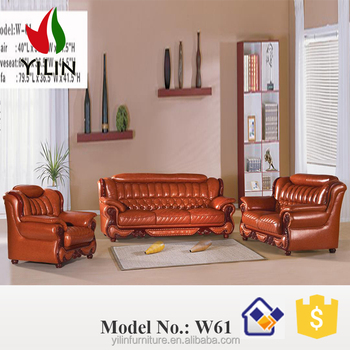 Royal Design European Luxury Sofa Sets Couch Living Room Furniture