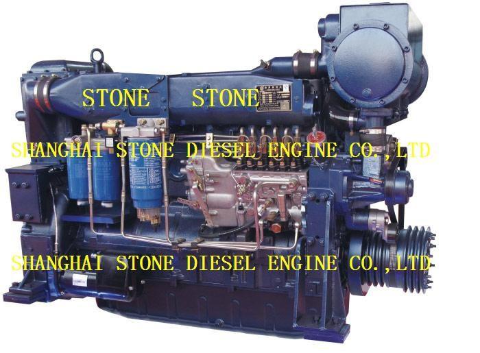 Дизельный двигатель Weichai 6160 6160 - фото 2