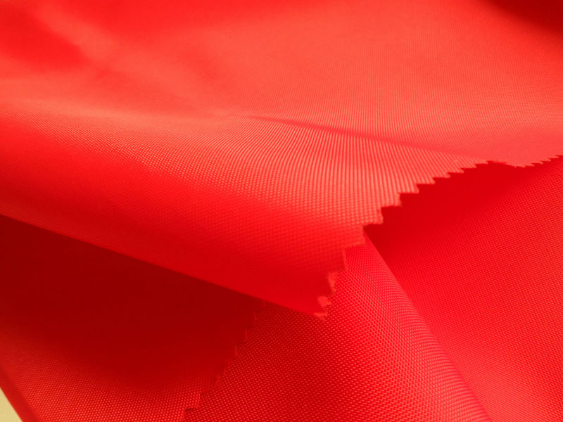 210D polyester oxford fabric with PU coated for Bags