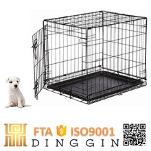 Sold sturdy wire mesh dog carrier