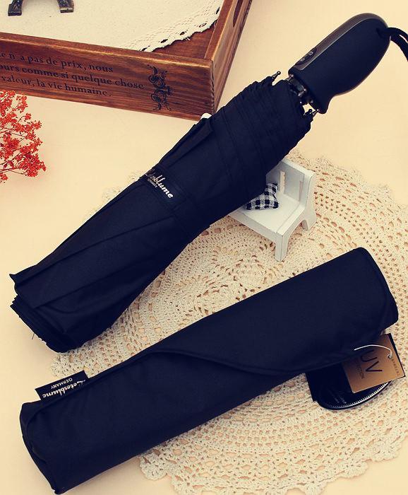 Автоматический двойной слой ветрозащитной зонтик негабаритных складывающиеся зонтики мужской коммерческий зонтик гольф человека зонтик для дождя