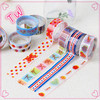 Low cost china stationery sourcing agent 2017 trends PVC adhesive tape for freezer decoration