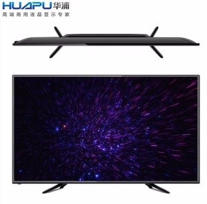 55 Inch Cheap Kitchen 3D 4K LED LCD TV Television Sets