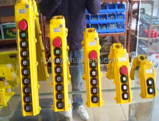 Komay Hoist Schneider Electric Push Button Electric Push