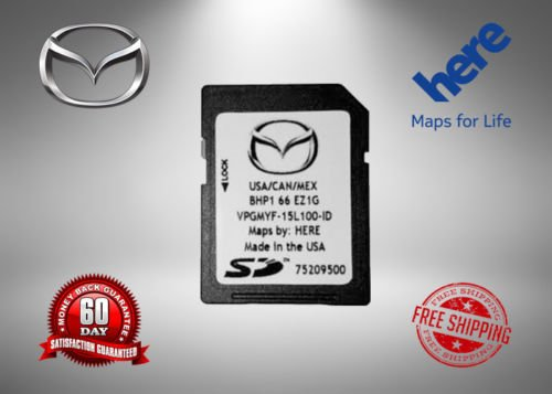 mazda cx 5 navigation chip