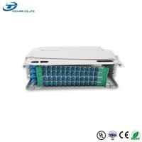 High quality FC type adapter and pigtail ODF 48 port
