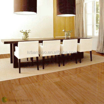 Formaldehyde Free Uniclic Cork Eco Forest Bamboo Floating Floor