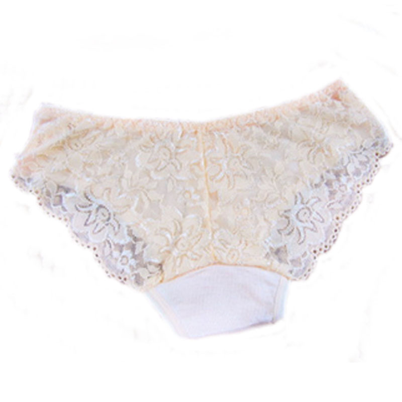 57d680a908677 Get Quotations · 5pcs Women s See Through Lace Panties Briefs Bikini  Knickers Lingerie Underwear Fashion Lace Sexy Women s Underwear