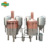 300L red copper microbrewery equipment/beer brewing system
