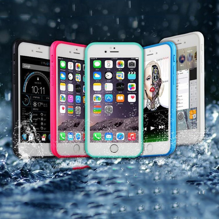 Wholesale slim waterproof cell phone case for iphone 5s