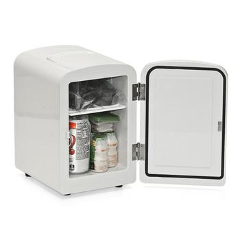 4l Compact Table Top Mini Bar Freezer Display Fridge No