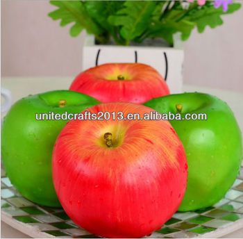 Decorative Artificial Fruits And Vegetables/real Look Artificial ...