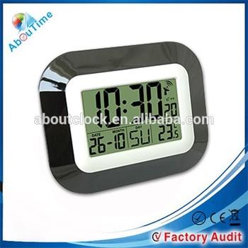Large Digital Wall Calendar Clocks For Elderly Buy Digital Wall