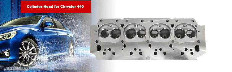 Aluminum V8 Engine Cylinder Head For Chrysler Big Block - Buy Cylinder  Head,Auto Parts,V8 Cylinder Head Product on Alibaba com