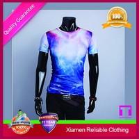 Wholesale custom best quality comfortable modern advertising t-shirt