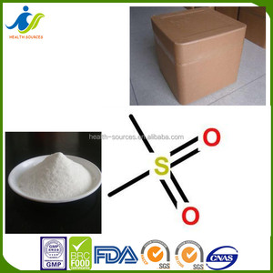 Sulfur sources raw material MSM powder