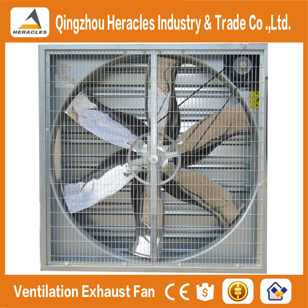 Heracles trade assurance good quality exhaust fan ventilation of poultry farm