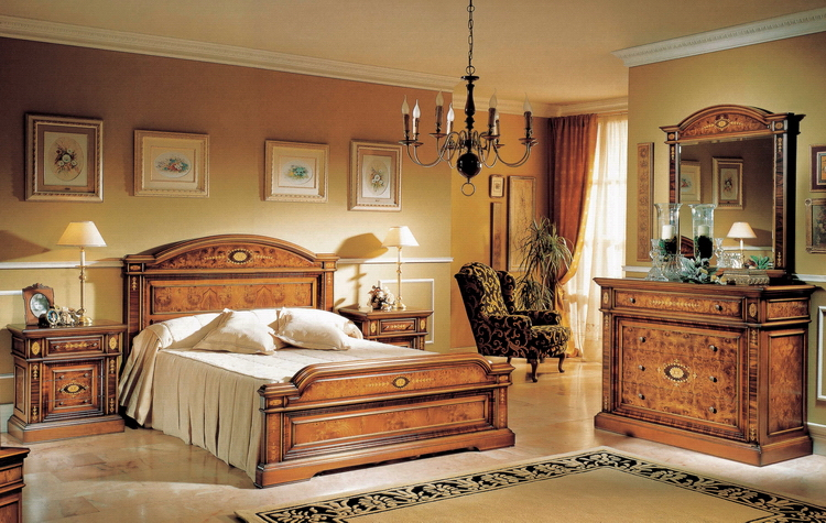 Most Popular Super Quality Romantic Style Home Bedroom