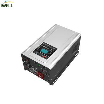 6KW solar power inverter with charger controller