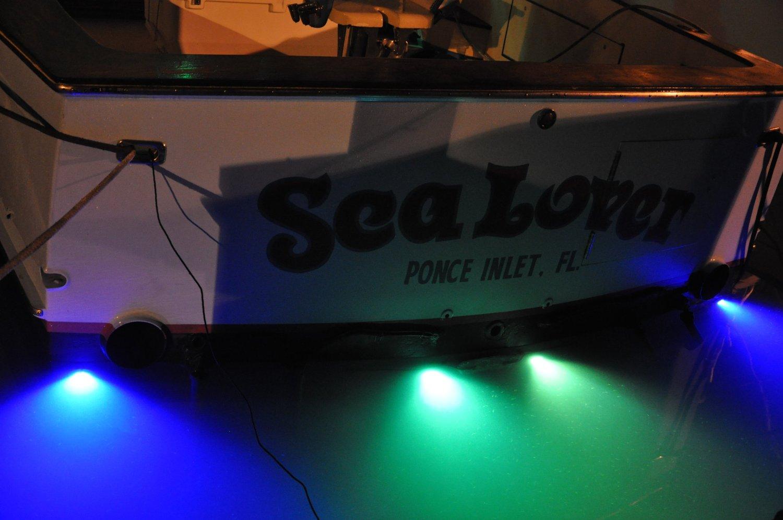 Boat Transom Light  LED  Boat Marine Navigation Lights USCG 2NM  Seachoice 02381
