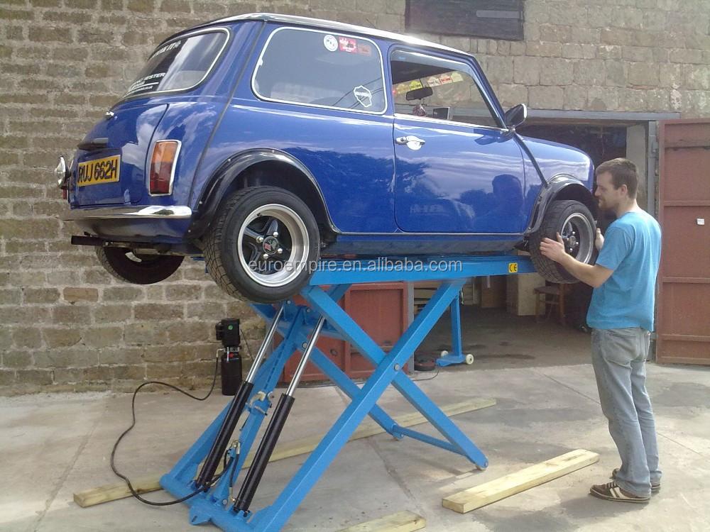 China manufacturer safe 2 5 ton portable mini tilting - Garage mobile per auto ...
