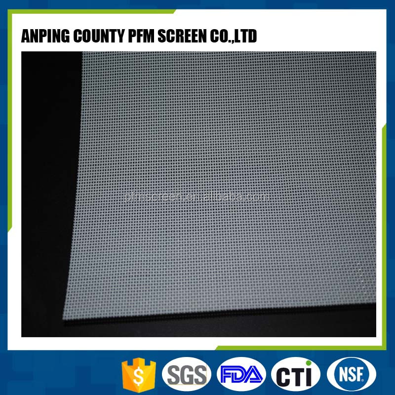 FDA Certifaction 100%Polyester woven belt fabric for filter