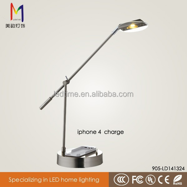 cordless rechargeable led lamp/New inventions modern table lamp/modern table lamp