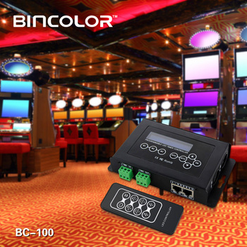 BC-100 49 color changing modes DMX512 controller master dmx-512 controller