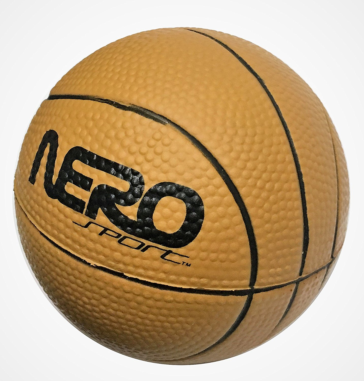 Nero NS200 High Bounce Rubber Toy Ball 3.5 inch Different Styles Tennis Soccer And Basketball Great For the Streets Park Back Yard Agility Ball Bulk Price Birthdays