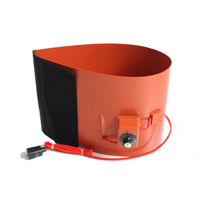 Silicone Rubber Heating Pad 55 Gallon Drum Heater
