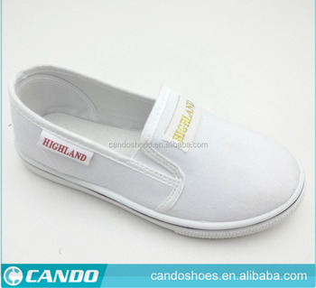 Moda mujer zapatos de lona mujer mocasines zapatos blancos para las niñas  casual Flats para mujer 4d279e9cf129