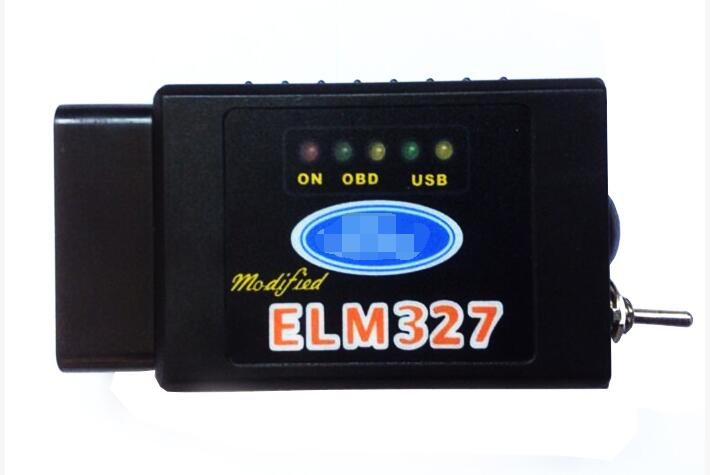 Forscan Elm 327 USB/bluetooth with Switch OBD2 Can Bus Scanner Diagnostic Tool v1.5