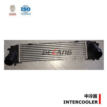 Aluminium Turbo Intercooler For Bmw 3 F30 F31 F35 With 17517600530