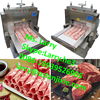 frozen beef slicer/frozen meat cutting machine/ Mutton slices machine