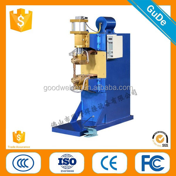 200KW Oven / Stainless Steel / Sheet metal Spot and Projection Welding Machine