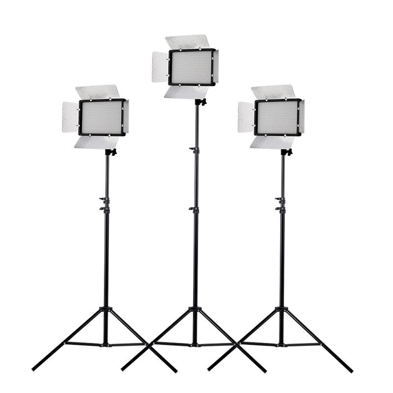 Fstphoto Best Quality Professional 5600K/3200K TV Studio Lighting LED Video Film Light for Microfilm Making