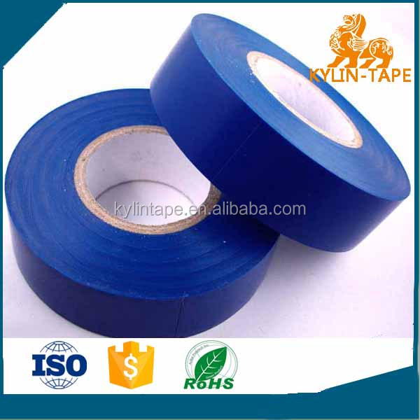 "2"" Blue Insulated Adhesive tape PVC Pin Striping Vinyl Electrical Tape 36 yd"