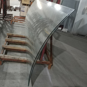 17.52mm Clear Organic Laminated Glass For Sale