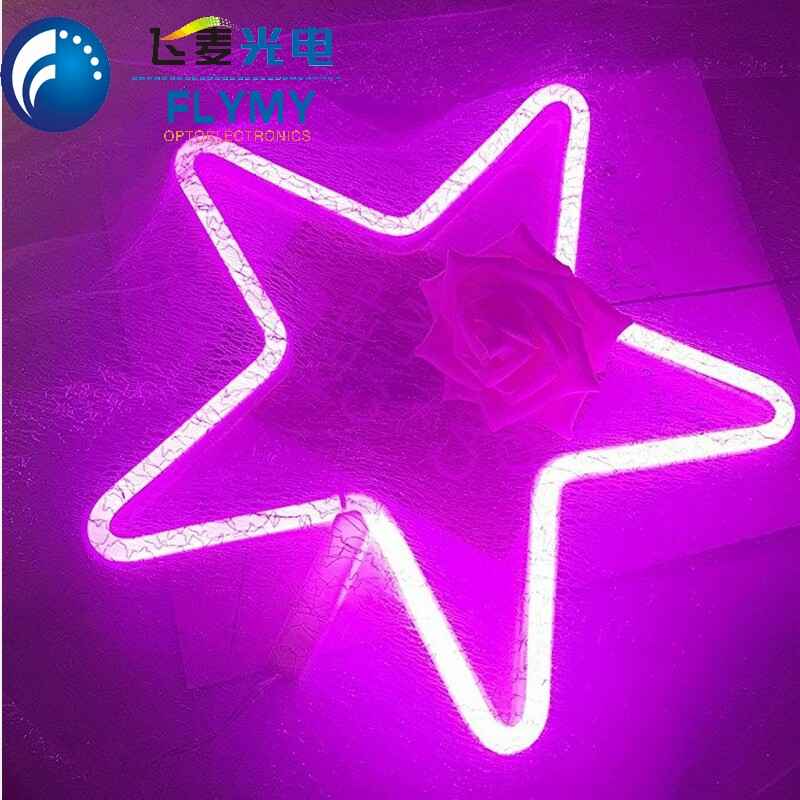 Europe quality advertising adapter led wholesale neon sign custom cactus light for Christmas and mothers day