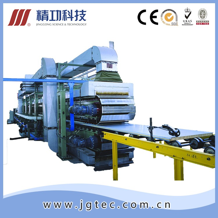 PU rockwool phenolic polyurethane sandwich foam panel machine for sandwich panels